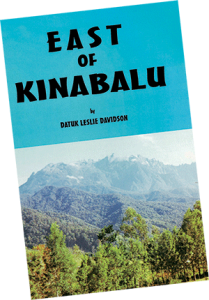 Book - East of Kinabalu
